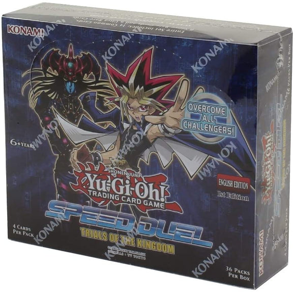 Speed Duel: Trials of the Kingdom - Yu-Gi-Oh!