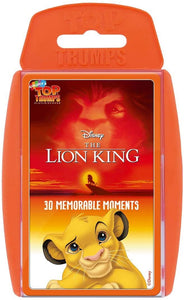 Top Trumps The Lion King - Puzzles-and-Games.com
