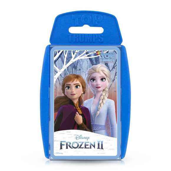 Top Trumps Frozen 2 - Puzzles-and-Games.com