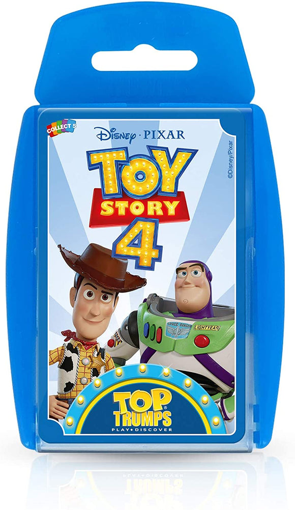 Top Trumps Toy Story 4 - Puzzles-and-Games.com