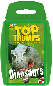 Top Trumps Dinosaurs - Puzzles-and-Games.com