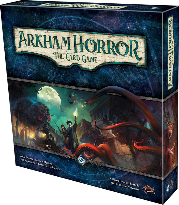 Fantasy Flight Games Arkham Horror the Card Game Image