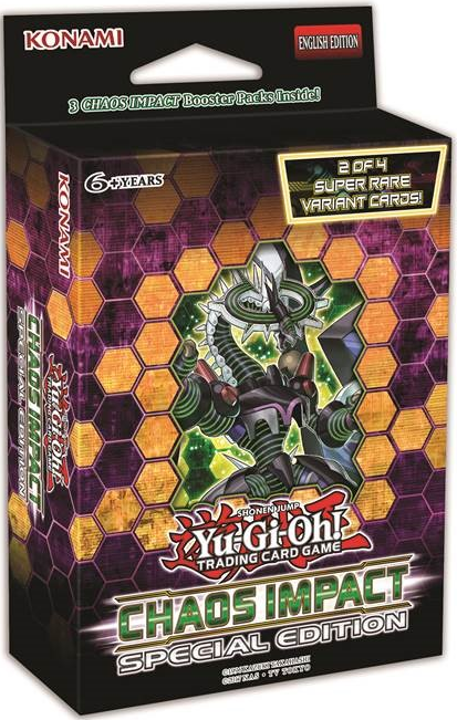 Chaos Impact Special Edition Box - Yu-Gi-Oh!