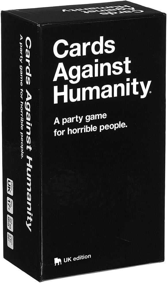 Cards Against Humanity UK Edition - Puzzles-and-Games.com