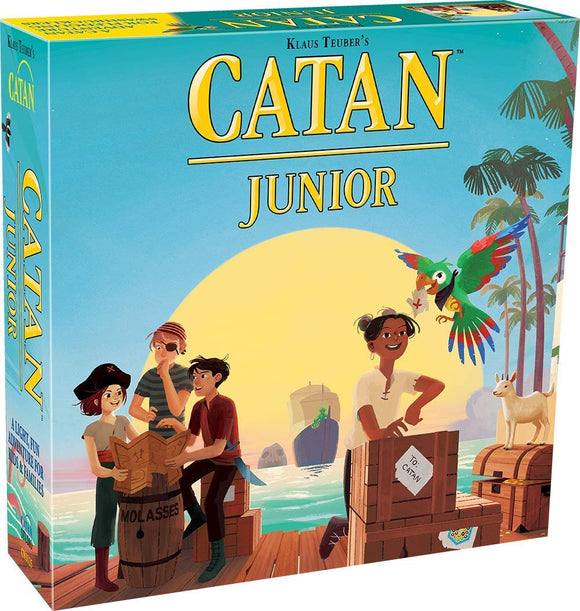 Catan Junior - Puzzles-and-Games.com