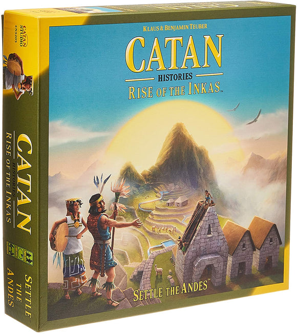 Catan: Rise of the Inkas - Puzzles-and-Games.com