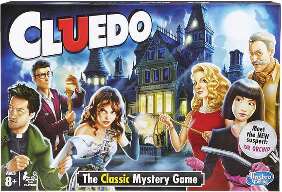 Cluedo - Puzzles-and-Games.com