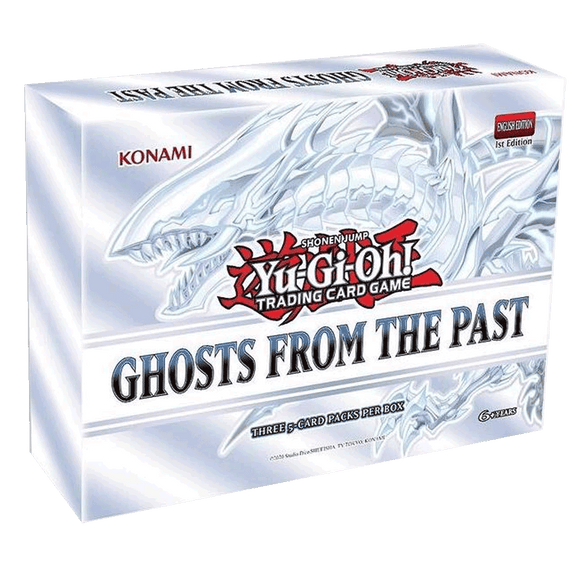 Yu-Gi-Oh! Cards - Ghosts from the Past Pre Order