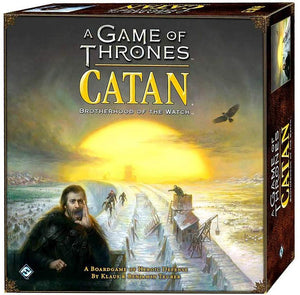 Catan: A Game of Thrones Catan: Brotherhood of the Watch - Puzzles-and-Games.com