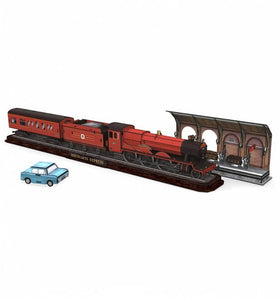 Harry Potter 3D Puzzle - Hogwarts Express Train - Puzzles-and-Games.com