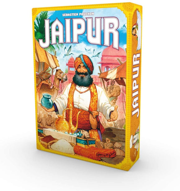 Jaipur - Puzzles-and-Games.com