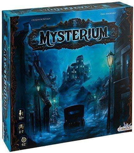 Mysterium Board Game - Puzzles-and-Games.com