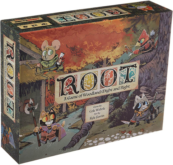 Root Board Game: A Game of Woodland Might & Right