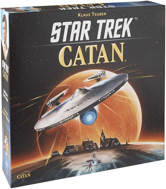 Star Trek Catan - Puzzles-and-Games.com