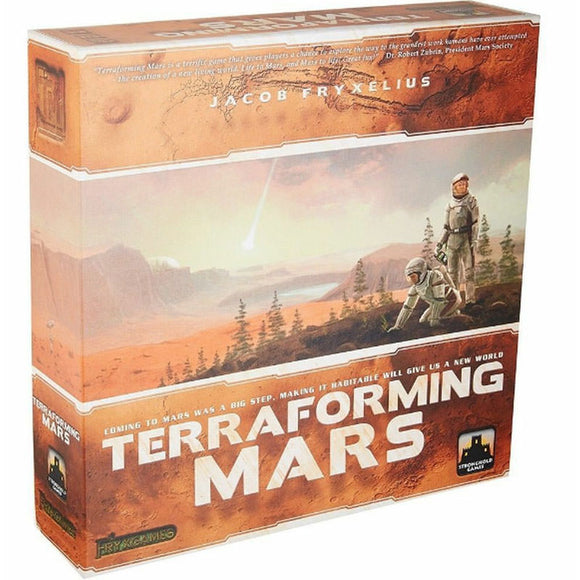 Terraforming Mars Board Game - Puzzles-and-Games.com
