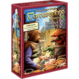 Carcassonne Board Game Expansion 2: Traders and Builders