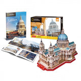 St Pauls 3D Puzzle National Geographic - Puzzles-and-Games.com