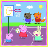 3in1 Peppa Pig Puzzles  - Trefl - 20 + 36 + 50 pieces - Puzzles-and-Games.com