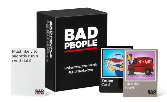 Bad People Base Game - Puzzles-and-Games.com