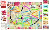 Ticket To Ride: London Board Game