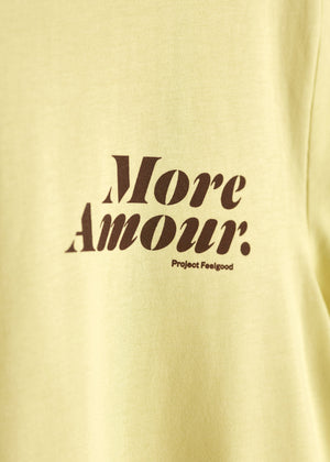 More Amour - Daisy Yellow