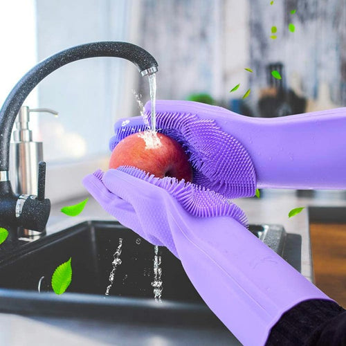 Multi-Purpose Washing Gloves