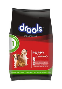 Drools® 100% Vegetarian Puppy Dog Food (6.5kg) - Tom and Pluto