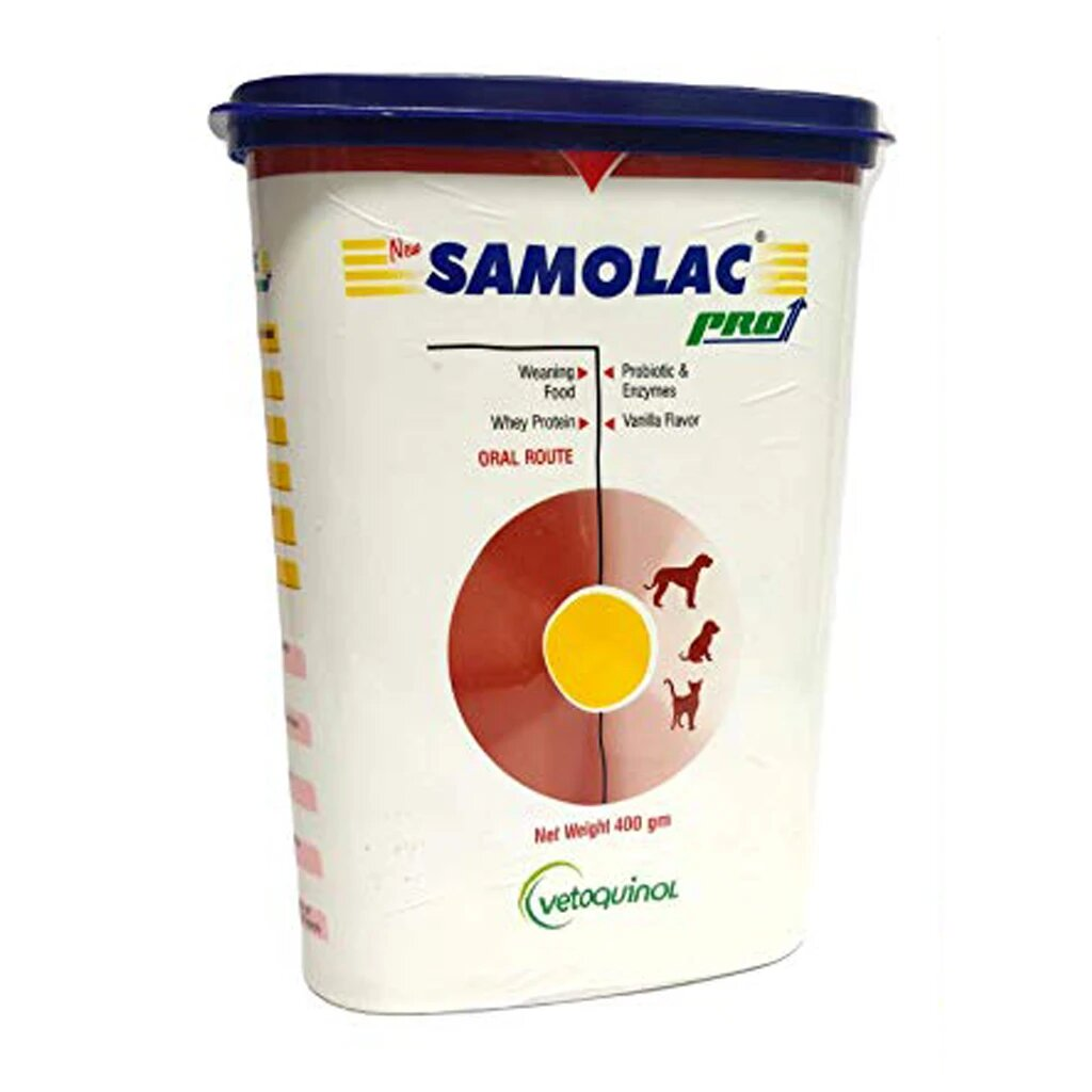 Samolac Weaning Food 400G