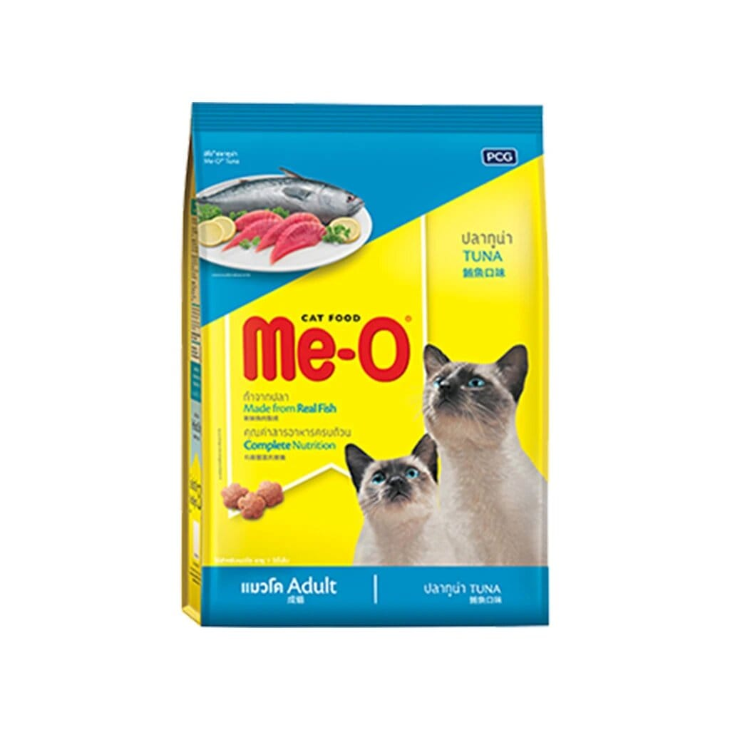 Me-O Tuna Dry Cat Food