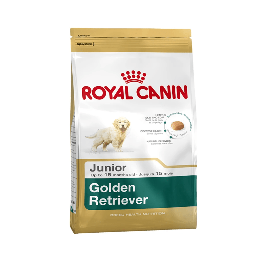 Royal Canin Golden Retriever Junior Dry Dog Food