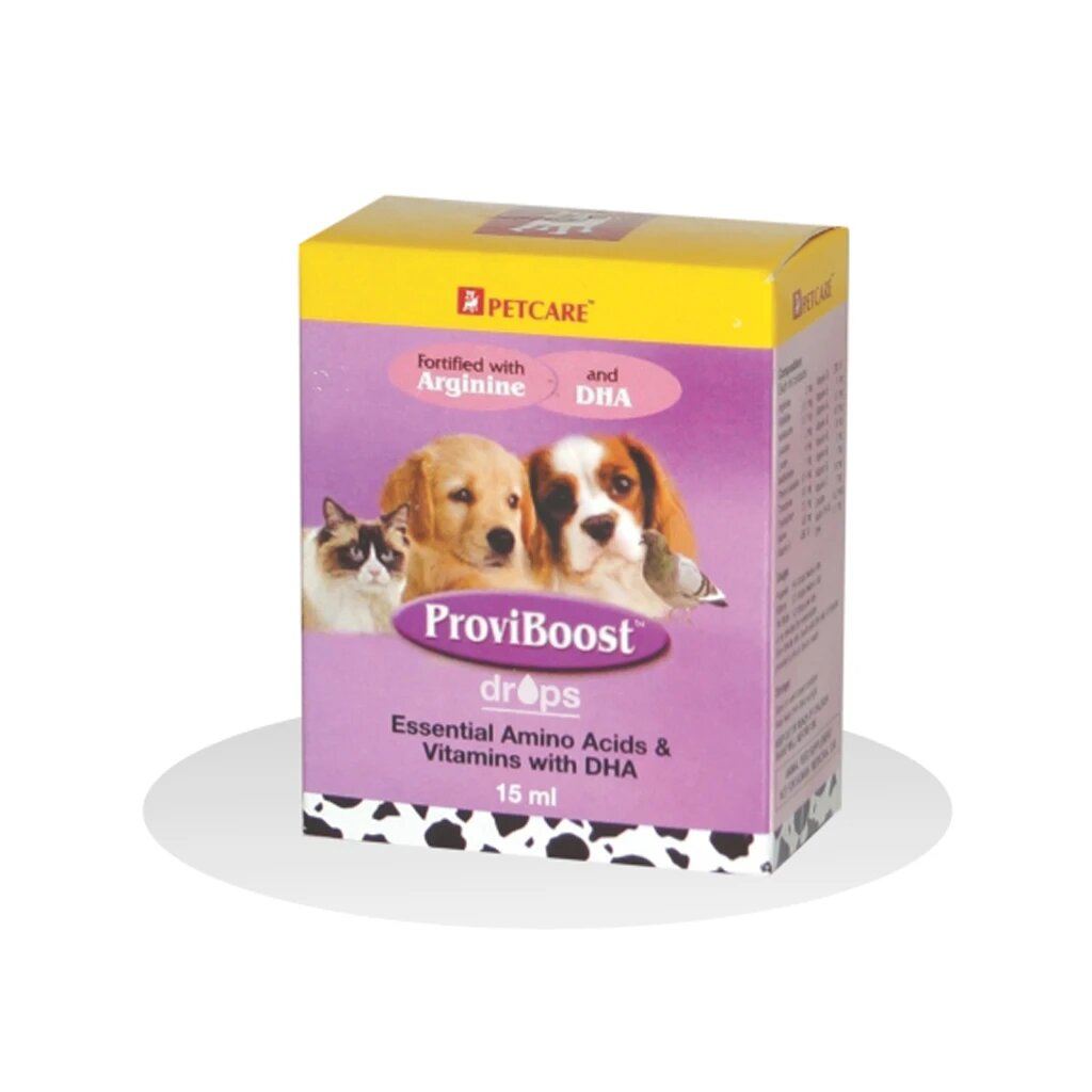 Petcare Proviboost Drops - 15ml