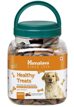 Himalaya™ Healthy Treats® Adult - Chicken (1kg) - Tom and Pluto