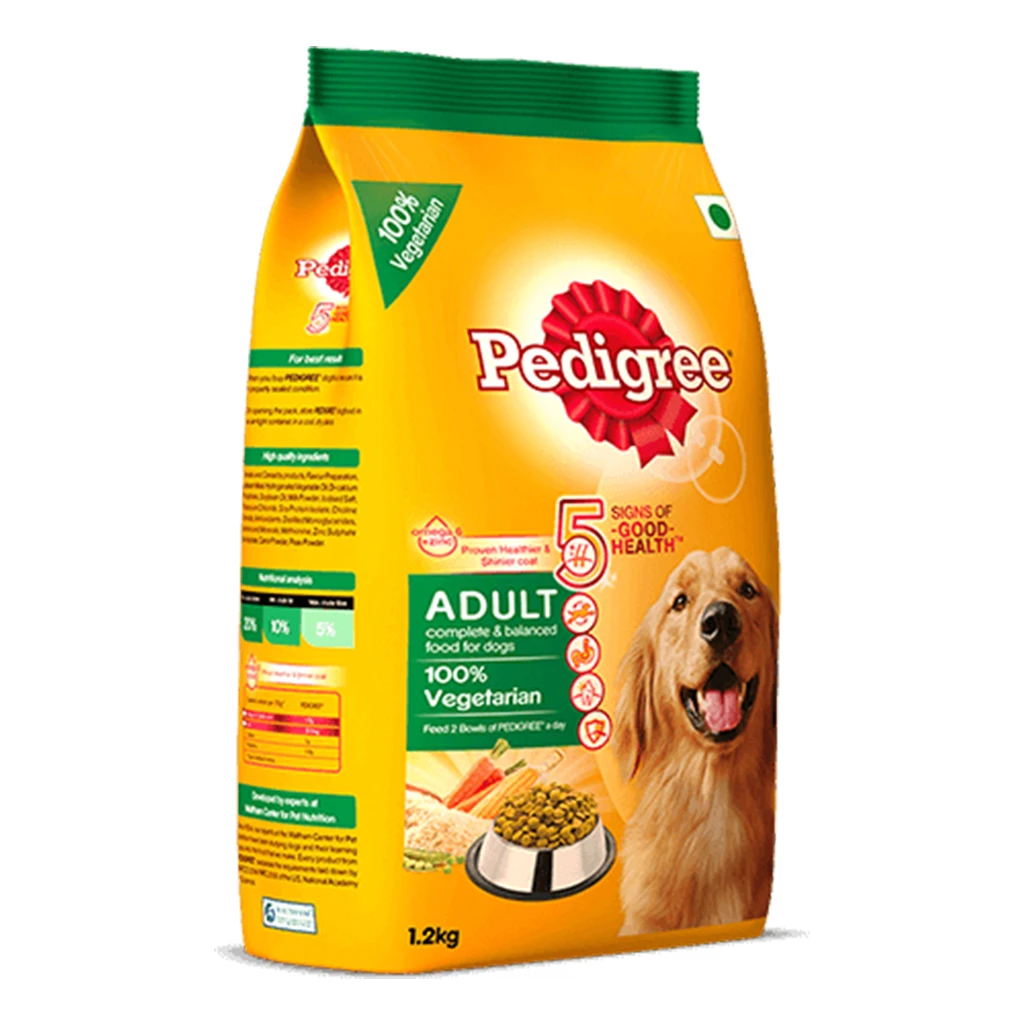 Pedigree Adult 100% Veg