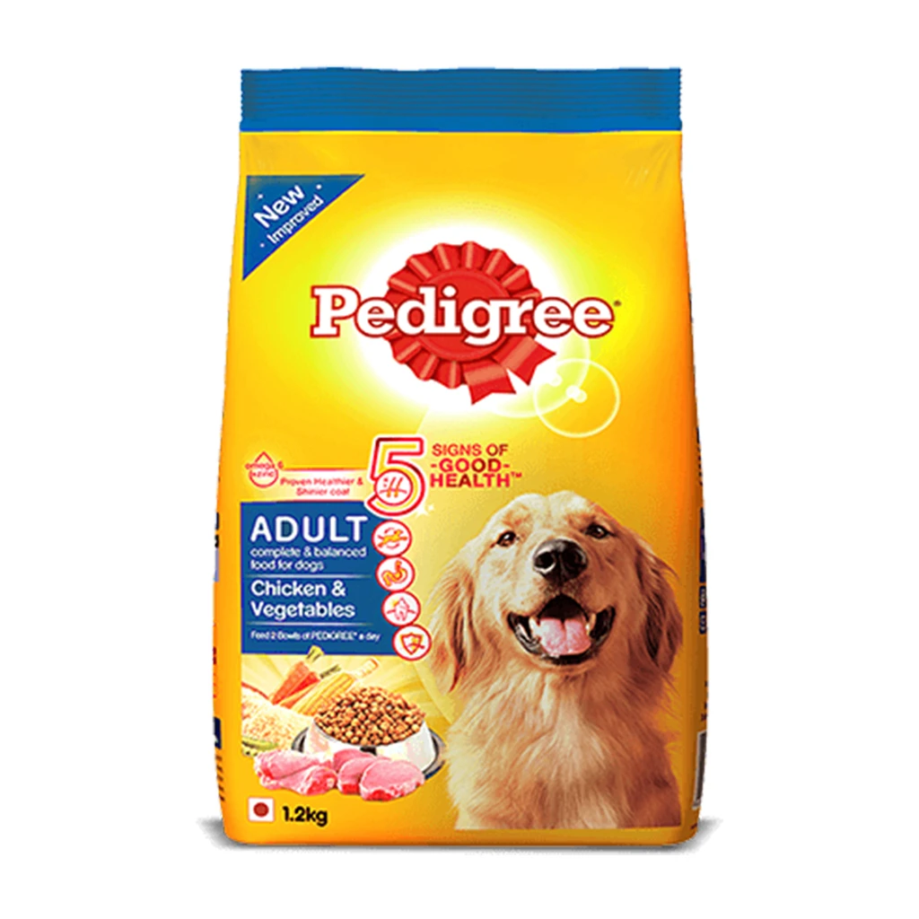Pedigree Adult Ckn And Veg