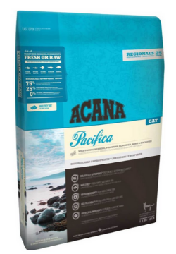 Acana Pacifica Cat Food - Tom and Pluto