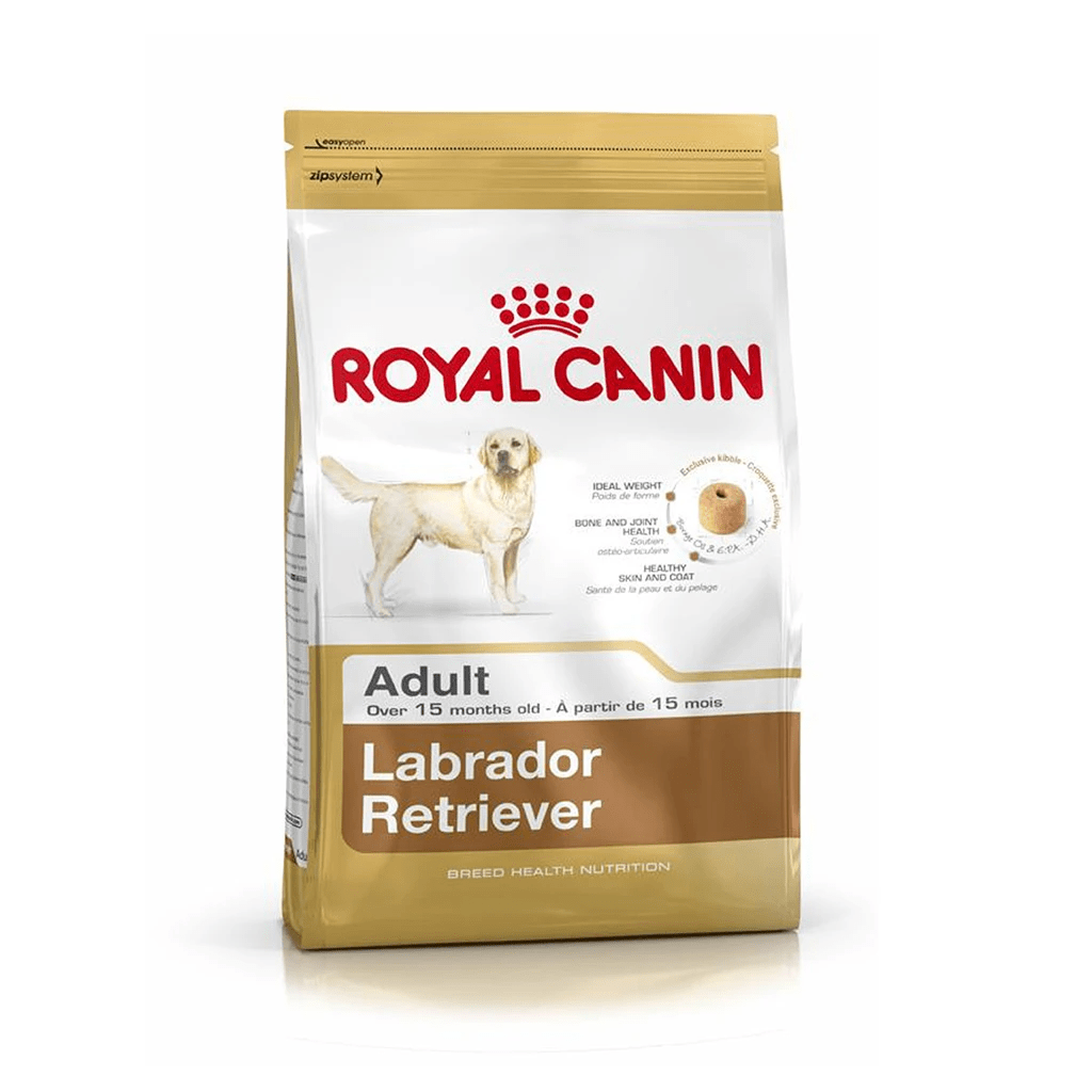 Royal Canin Labrador Retriever Adult Dry Dog Food