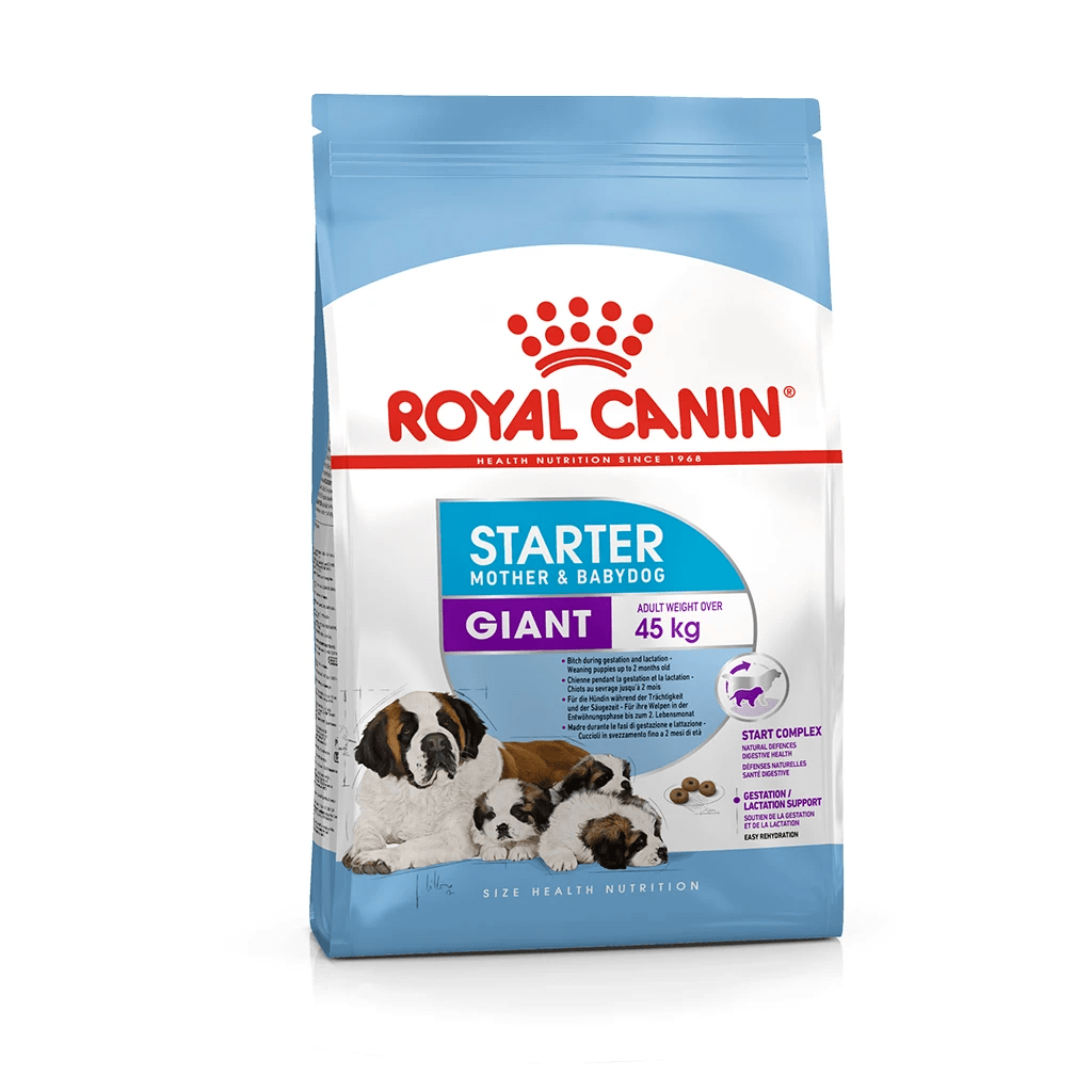 Royal Canin Giant Starter Dry Dog Food