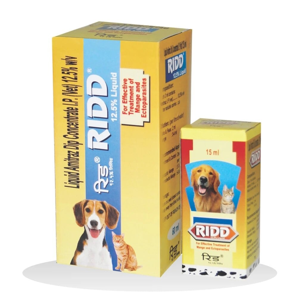 Petcare Ridd Solution