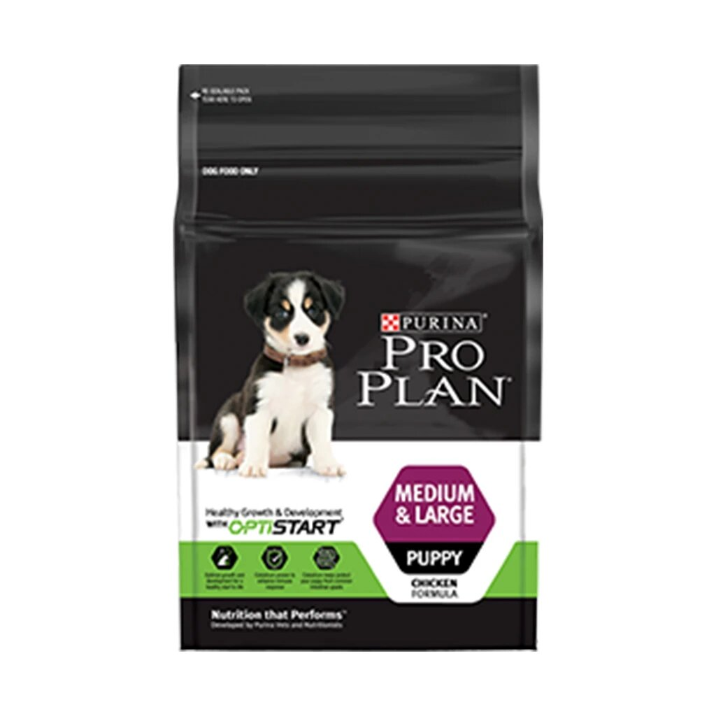 Nestle ProPlan Puppy Medium and Large Dog Food