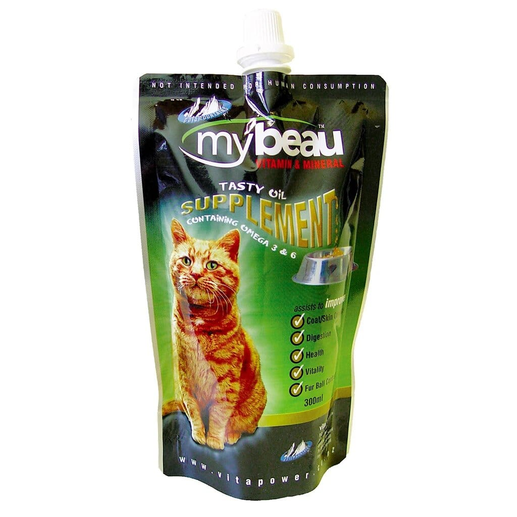 MyBeau Vitamin and Mineral for Cat 300ML