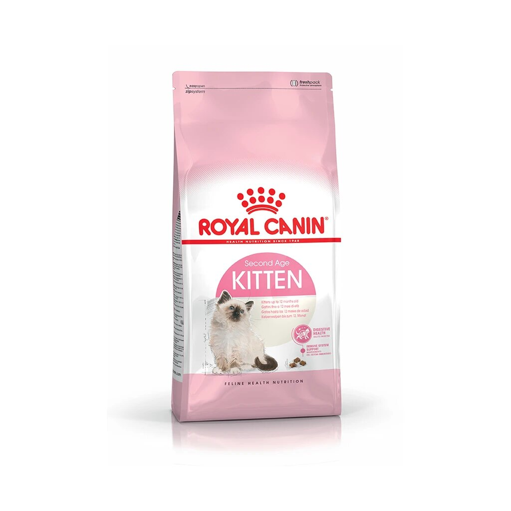 Royal Canin Second Age Kitten Dry Cat Food