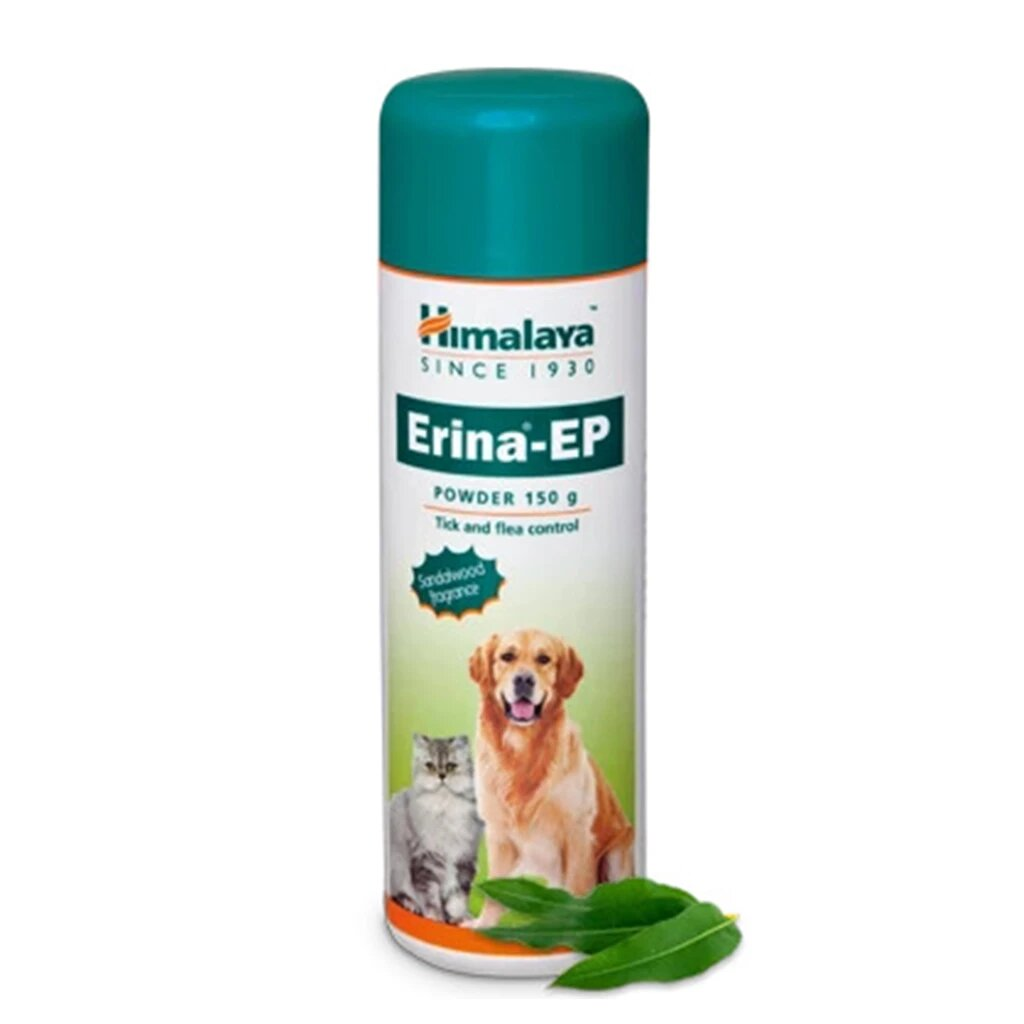 Himalaya Erina-EP Powder - 150g - Tom and Pluto