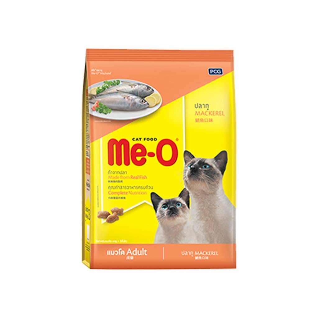 Me-O Mackerel Dry Cat Food