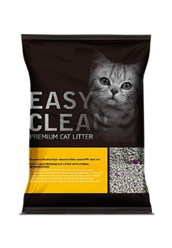 Emily Pets® Easy Clean Bentonite Cat Litter (Lemon) - Tom and Pluto