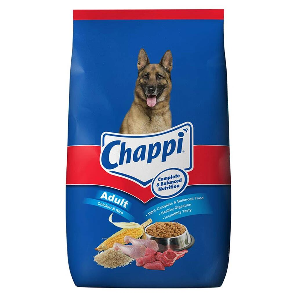 Chappi 20KG - Tom and Pluto