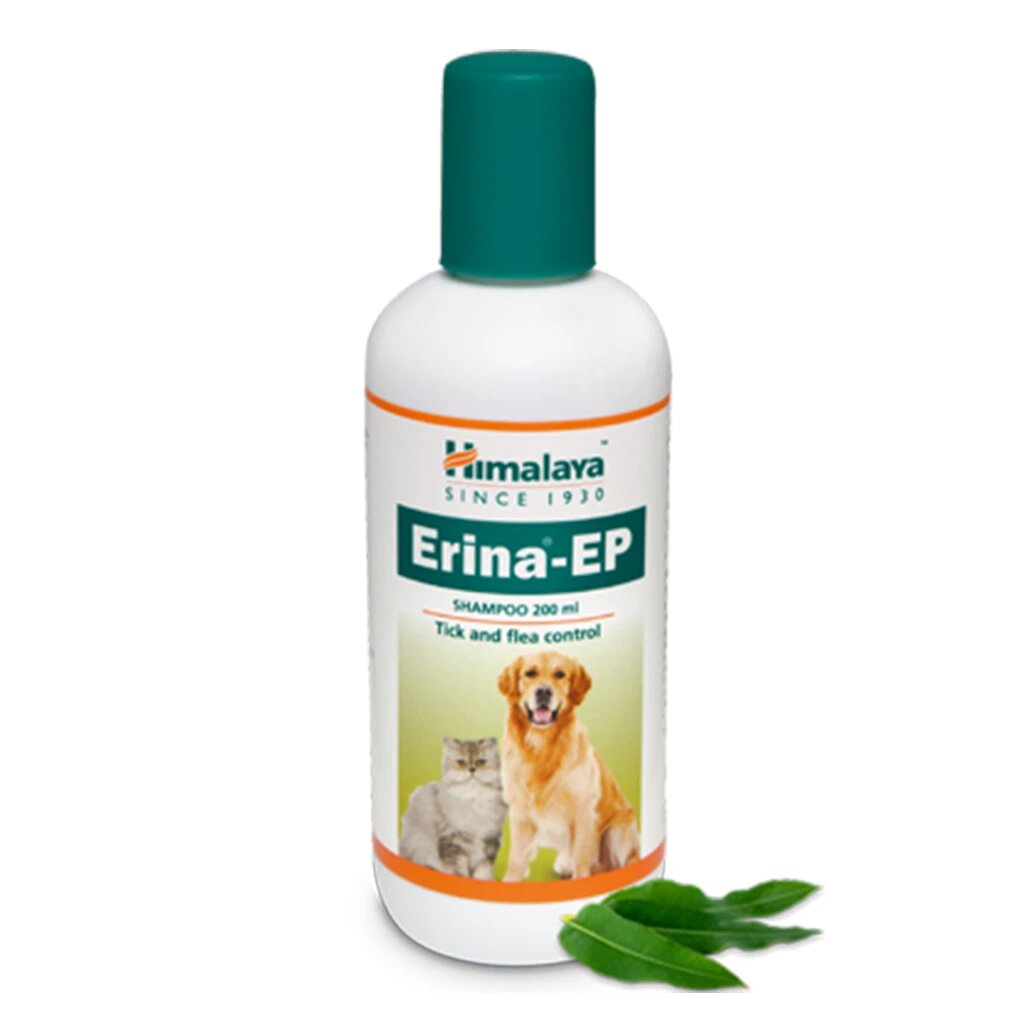 Himalaya Erina-EP Pet Shampoo - Tom and Pluto