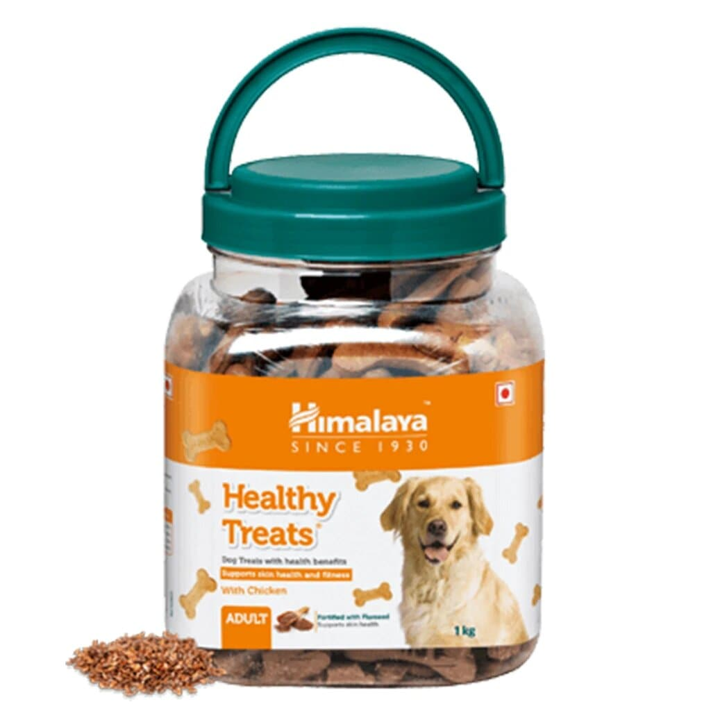 Himalaya Healthy Treat Biscuits Adult 1kg - Tom and Pluto