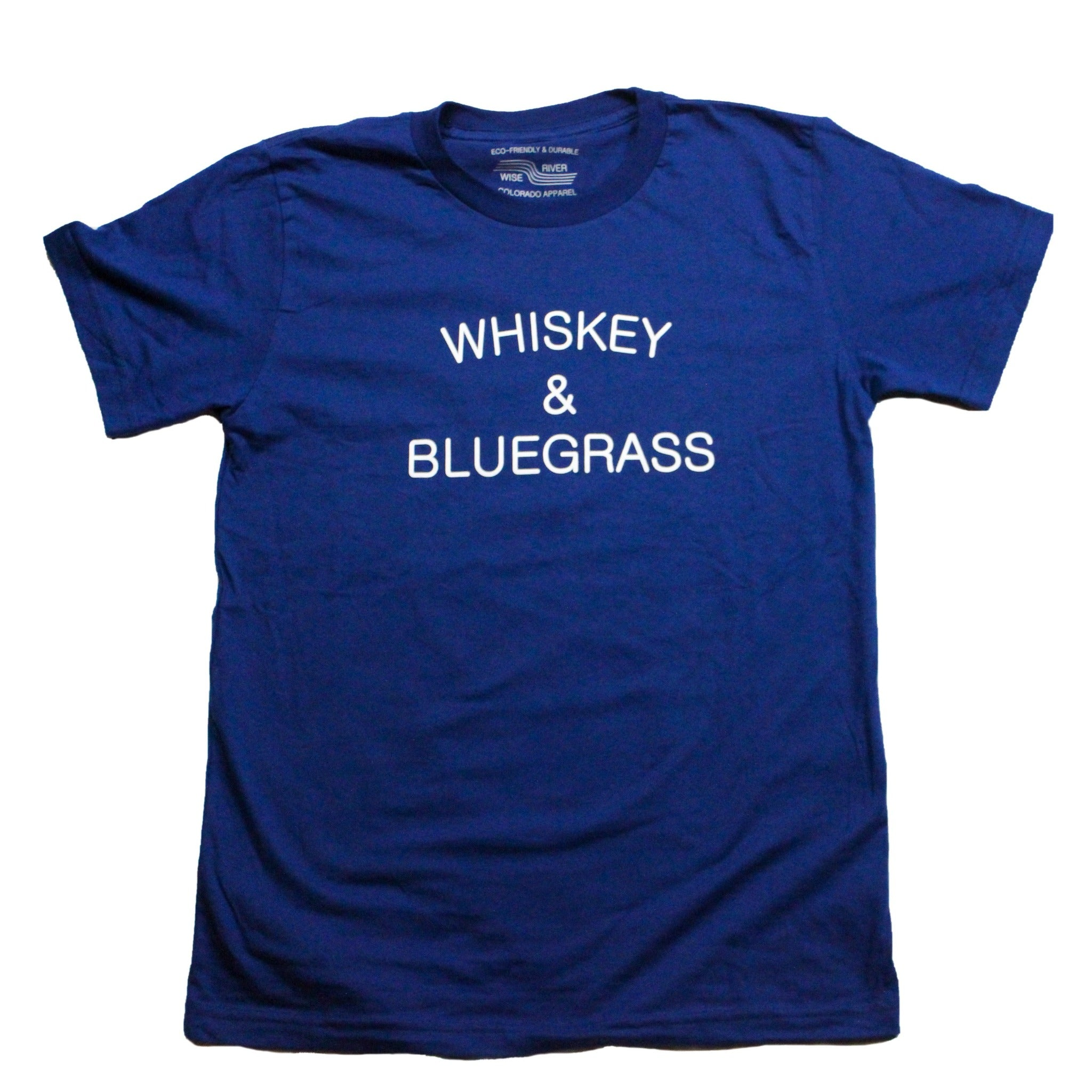 Whiskeygrass Tee