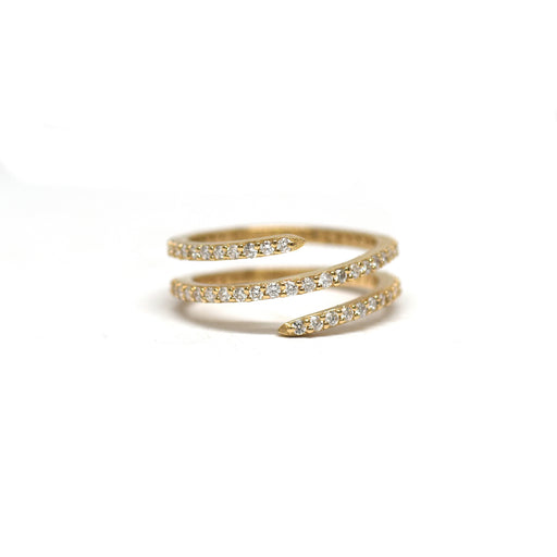 Diamond Wrap Band