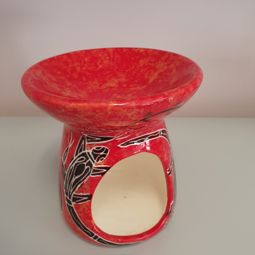 BNYM Ceramic Oil Burner - Large